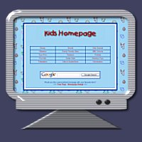Click Here - Kids Theme